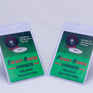 Double-Pack Pocket-Sniper Snooker Deutsch